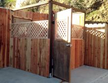 Dog Daycare Fence