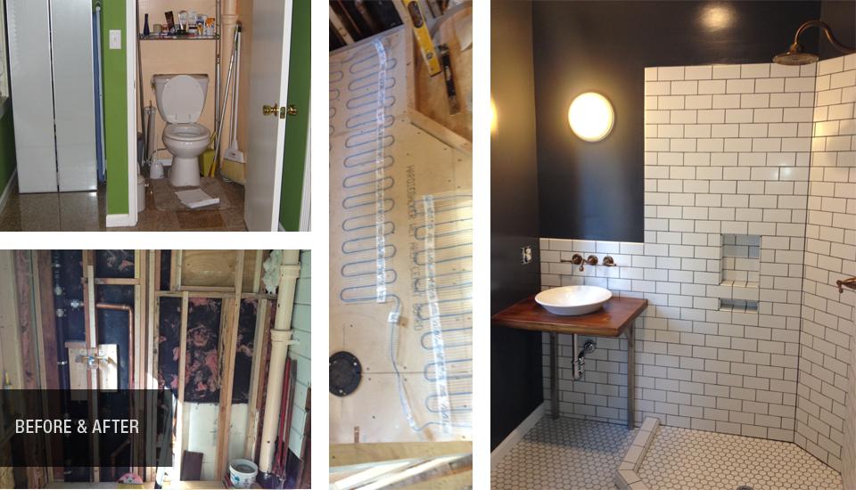 rustic modern bathroom images. Rustic Modern Bathroom Built By Todd